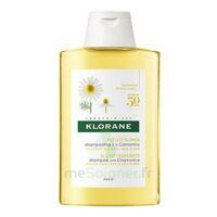 Klorane Camomille Shampooing 200ml à BOURG-SAINT-MAURICE