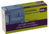Diosmine Biogaran Conseil 600 Mg, Comprimé Pelliculé à BOURG-SAINT-MAURICE
