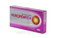 Nurofenfem 400 Mg, Comprimé Pelliculé à BOURG-SAINT-MAURICE