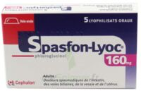Spasfon Lyoc 160 Mg, Lyophilisat Oral à BOURG-SAINT-MAURICE