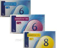 Novofine S, G31, 0,25 Mm X 6 Mm, Bt 100 à BOURG-SAINT-MAURICE