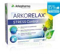 Arkorelax Stress Control Comprimés B/30 à BOURG-SAINT-MAURICE
