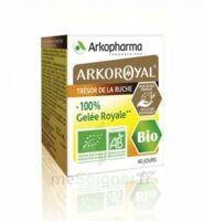 Arkoroyal 100% Gelée Royale Bio Gelée Pot/40g à BOURG-SAINT-MAURICE
