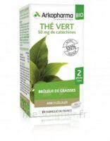 Arkogélules Thé Vert Bio Gélules Fl/40 à BOURG-SAINT-MAURICE