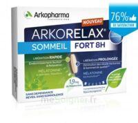 Arkorelax Sommeil Fort 8h Comprimés B/15 à BOURG-SAINT-MAURICE