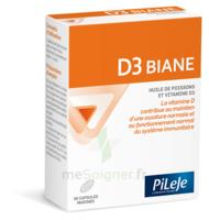 Pileje D3 Biane Capsules 200 Ui - Vitamine D 30 Capsules à BOURG-SAINT-MAURICE