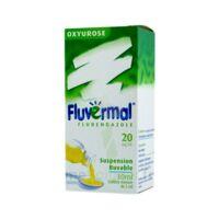 Fluvermal 2 % Susp Buv Fl/30ml à BOURG-SAINT-MAURICE