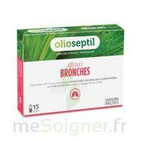 Olioseptil Bronches 15 Gélules à BOURG-SAINT-MAURICE