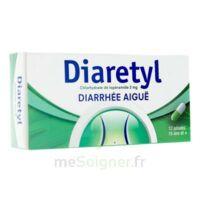 Diaretyl 2 Mg, Gélule à BOURG-SAINT-MAURICE