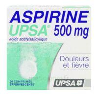 Aspirine Upsa 500 Mg, Comprimé Effervescent à BOURG-SAINT-MAURICE