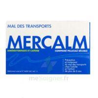 Mercalm, Comprimé Pelliculé Sécable à BOURG-SAINT-MAURICE