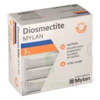 Diosmectite Mylan 3 G Pdr Susp Buv 30sach/3g à BOURG-SAINT-MAURICE