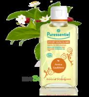 Puressentiel Articulations & Muscles Huile De Massage Bio** Effort Musculaire - Arnica - Gaulthérie - 100 Ml à BOURG-SAINT-MAURICE