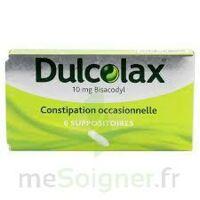 Dulcolax 10 Mg, Suppositoire à BOURG-SAINT-MAURICE