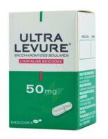 Ultra-levure 50 Mg Gélules Fl/50 à BOURG-SAINT-MAURICE