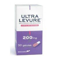 Ultra-levure 200 Mg Gélules Fl/30 à BOURG-SAINT-MAURICE