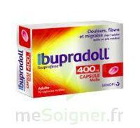 Ibupradoll 400 Mg Caps Molle Plq/10 à BOURG-SAINT-MAURICE