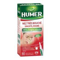 Humer Nez Très Bouché, Sinusite, Rhume à BOURG-SAINT-MAURICE