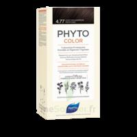 Phytocolor Kit Coloration Permanente 4.77 Châtain Marron Profond à BOURG-SAINT-MAURICE