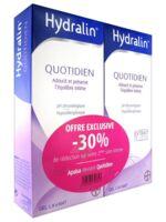 Hydralin Quotidien Gel Lavant Usage Intime 2*200ml à BOURG-SAINT-MAURICE