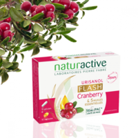Naturactive Urisanol Flash (10gélules + 10 Capsules)