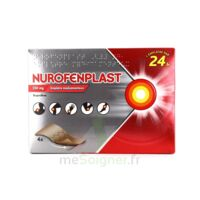 Nurofenplast 200 Mg Emplâtre Médic 4sach à BOURG-SAINT-MAURICE