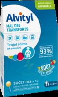 Alvityl Sucette Mal Des Transports B/10 à BOURG-SAINT-MAURICE