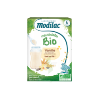 Modilac Céréales Farine Vanille Dès 6 Mois B/250g à BOURG-SAINT-MAURICE