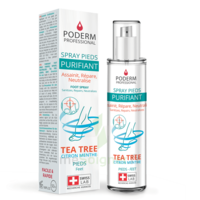 Poderm Professionnal Spray Pieds Purifiant 50ml à BOURG-SAINT-MAURICE