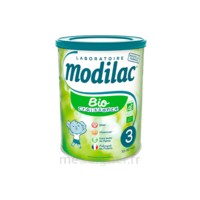 Modilac Bio Croissance Lait En Poudre B/800g à BOURG-SAINT-MAURICE