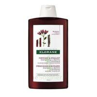 Klorane Quinine + Vitamines B Shampooing 400ml à BOURG-SAINT-MAURICE