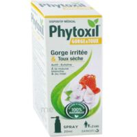 Phytoxil Gorge Et Toux Spray Fl/20ml à BOURG-SAINT-MAURICE