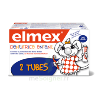Elmex Duo Dentifrice Enfant, Tube 50 Ml X 2 à BOURG-SAINT-MAURICE