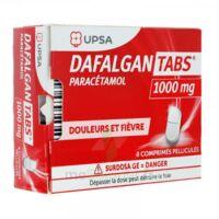 Dafalgantabs 1 G Cpr Pell Plq/8 à BOURG-SAINT-MAURICE